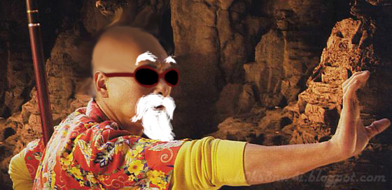 THE REAL ROSHI