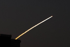 shuttle launch (RowdyReptile) Tags: space shuttle fl bocaraton discovery spaceshuttle sts119