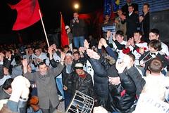 DSC_7903 (RufiOsmani) Tags: macedonia change albanian elections 2009 kombi osmani gostivar rufi shqip flamuri maqedoni gjuha rufiosmani zgjedhje ndryshime politike