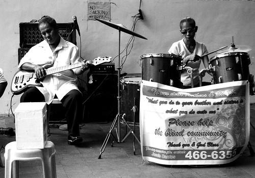 Blind Concert