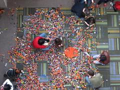 Lego pit