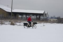 Harbour Postman