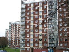 Erdington - tower blocks (lydia_shiningbrightly) Tags: birmingham flats highrise housing towerblock birminghamuk erdington socialhousing councilhousing housingestates birminghamcitycouncil