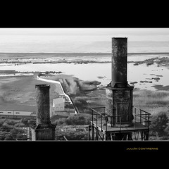 RUINAS INDUSTRIA MINERA (Julin Contreras) Tags: canon cartagena 24105l portmn 40d sierraminera canoneos40d julincontreras ruinasmineras bahadeportmn