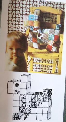 doggie squares