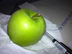 Nokia N86 cam sample (apple)