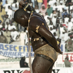MORITURI TE SALUTANT... (la Lutte Sngalaise_X-XI.) (lilion (Beatrix Jourdan)) Tags: africa man colour power body senegal dakar combat elton hl traditionalsport pakala pentaxk10d laamb lilion parcelles senegalesewrestling africanspirit copyrightedallrightsreserved luttesngalaise gudiawaye jmeszolybeatrix ballagaye cheikhfall ykini beatrixjourdan mbayegueye modoulo toubaboudior yakhyadiop lacdeguiers2 papeansouciss thionkesyl batlingsiki abdoulayediouf lionsdelateranga lacdeguiersii boyniang2 taphatine eumeusene dembagueye boynaar acambeur zalel