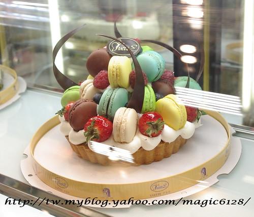 烘焙展蛋糕-1