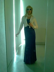 Eveningdress at mangoshop.com (ChristineKelleyXD) Tags: tgirl tranny trans dragqueen crossdresser tranvestite travestiet