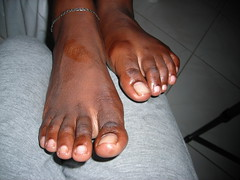 Bare Toes (ClassyNailz) Tags: nude bare barefoot barefeet pedicure sexytoes sexyfeet nopolish plaintoes pedicuretoes