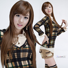 Hwang Mi Hee Wallpaper 5 (smellyKen) Tags: cute model korean hwangmihee
