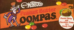 Oompas Candy! (traci*s retro) Tags: vintage candy willywonka retro peanutbutter