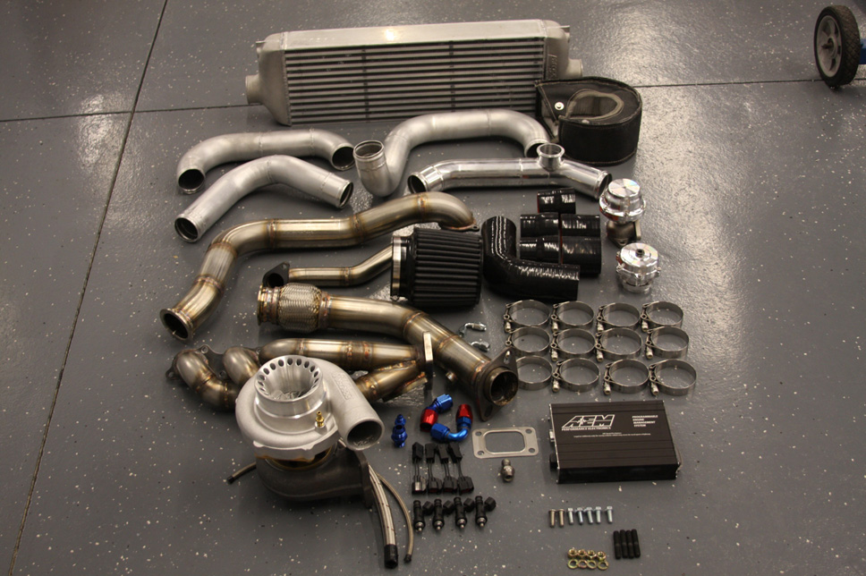 Mase Engineering S2000 Turbo Kit Introduction S2ki Honda
