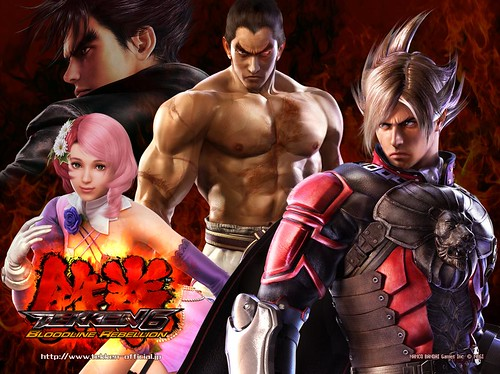 tekken 6 wallpaper. Tekken 6 Wallpaper