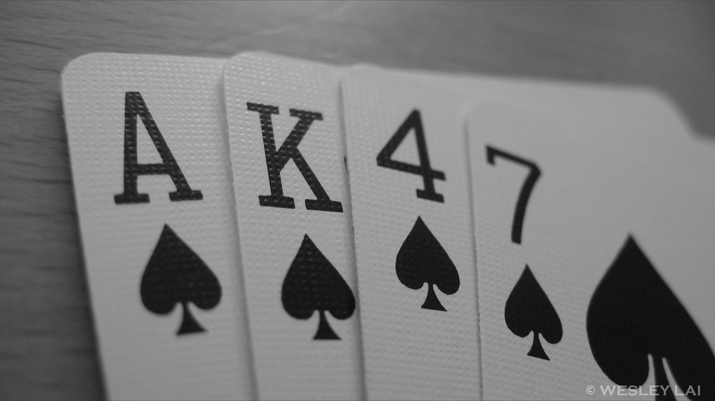 how to play ak47 card game