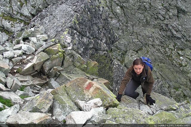 W górach poznajemy i pokonujemy własne słabości :)