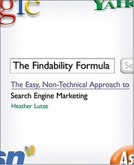 book cover of The Findability Formula