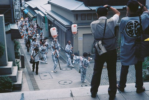 カメラメン