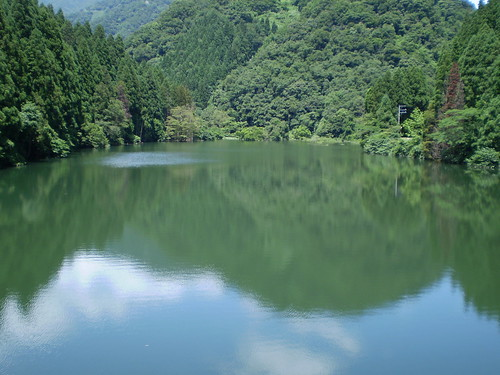 岩屋川ダム