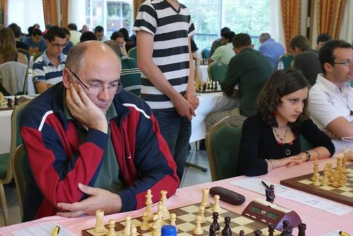 Branko Damljanovic i en segon terme Sopiko Guramishvili