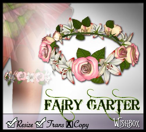 Fairy Garter I