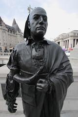 Ottawa Downtonw #16 Joseph Brant Mohawk (Iroqais) (nickonlinux) Tags: downtown ottawa canadianheroes