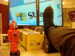 Ethletic sneakers