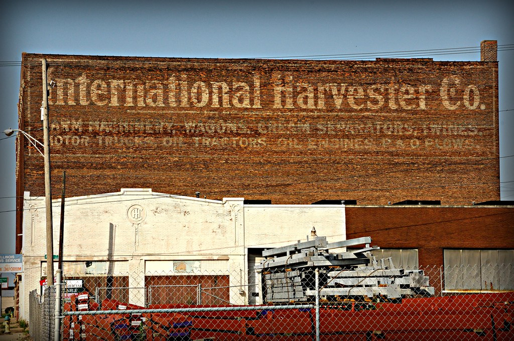The Ghost of International Harvester