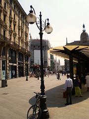 Italie 059 (Petria Janice) Tags: city italy milano milaan citycentersoftheworld