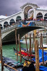 Venecia. Puente Rialto I (Angel Villalba) Tags: bridge venice angel canal grand rialto villalba anvifo