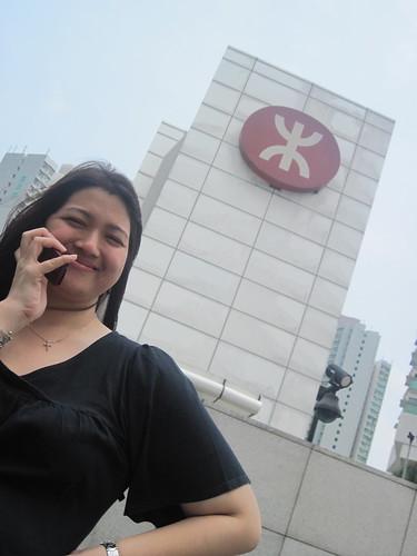 At Tung Chung MTR