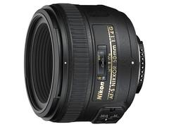 Nikon Nikkor 50/1.4G AF-S (1)