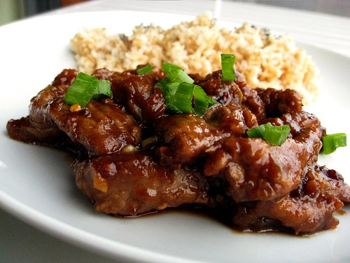chinese is mongolian beef pei wei mongolian beef can be made in your ...
