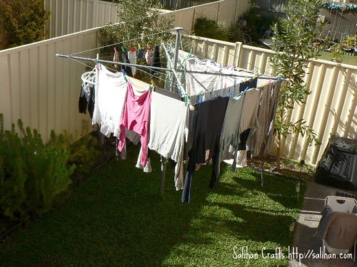 Clotheslines in Action