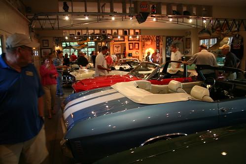 Alan Jackson Car Collection
