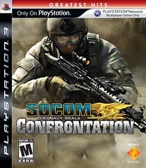 SOCOM Confrontation Greatest Hits