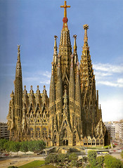 Sagrada Familia in the year 2050 (franzburghart) Tags: friends olympics pictureperfect misterrogersneighborhood beautifulshot platinumheartaward dragongoldaward fotocyfer angelawards ~contactgroup~ ~exclusivity~