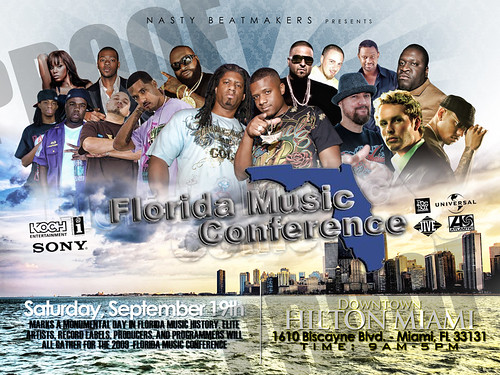 FLORIDA MUSIC CONFERENCE