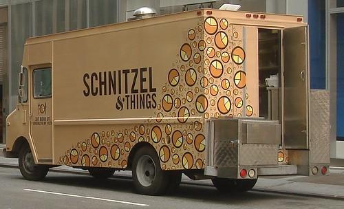 Wiener Schnitzel Food Truck