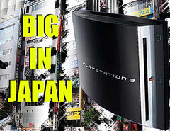 Playstation 3 Japan