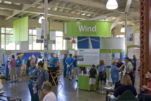 View the Wind Energy Center Slideshow