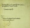 Manuscript inscriptions in Zacharias Chrysopolitanus: Unum ex quattuor seu Concordantia evangelistarum