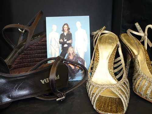 Heels for Wheels: donated by Trinny Woodall