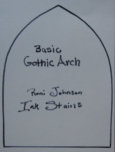 Gothic Arch Templates 005
