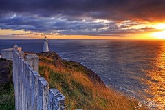 Cape Spear, Newfoundland (gwhiteway) Tags: morning travel light lighthouse house seascape canada tourism nature america sunrise newfoundland point landscape north stjohns tourist nl distillery capespear easterly colorphotoaward cans2s platinumbestshot mygearandmepremium mygearandmebronze
