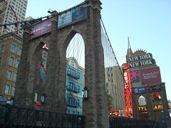 New York, New York Bridge (Spider.Dog) Tags: lasvegas
