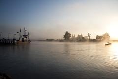 Zonsopkomst pontje bij Huissen (TIF Fotografie) Tags: huissen zonsopkomst tiffotografie