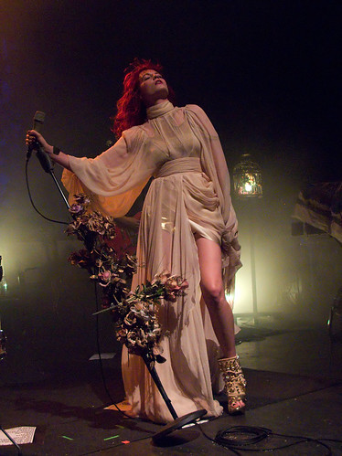 Florence + The Machine / preamble
