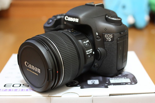 Canon EOS 7D with EF-S 15-85mm F3.5-5.6 IS USM