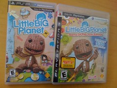 LittleBigPlanet PSP and GOTY Edition